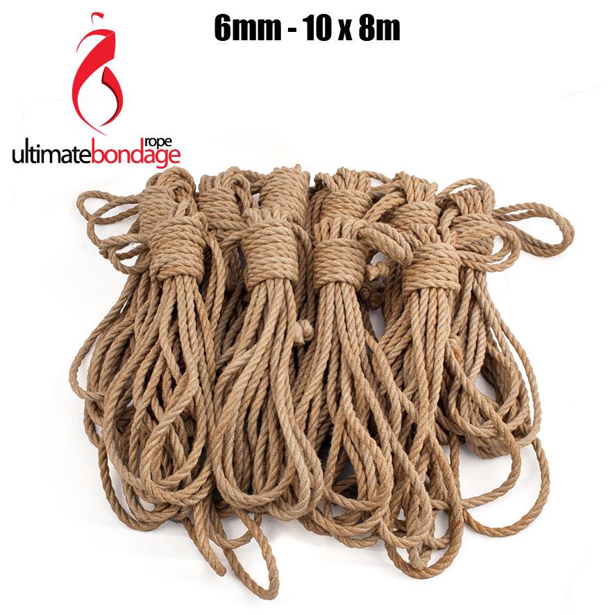 Corde di bondage