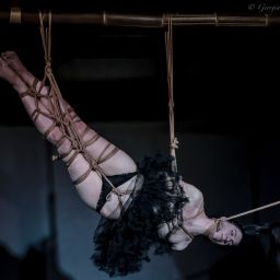 Workshop intensivo di shibari con Kazami Ranki