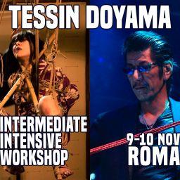 Workshop intensivo con Tessin Doyama
